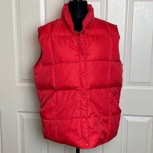 Women's Down Winter Puffer Vest